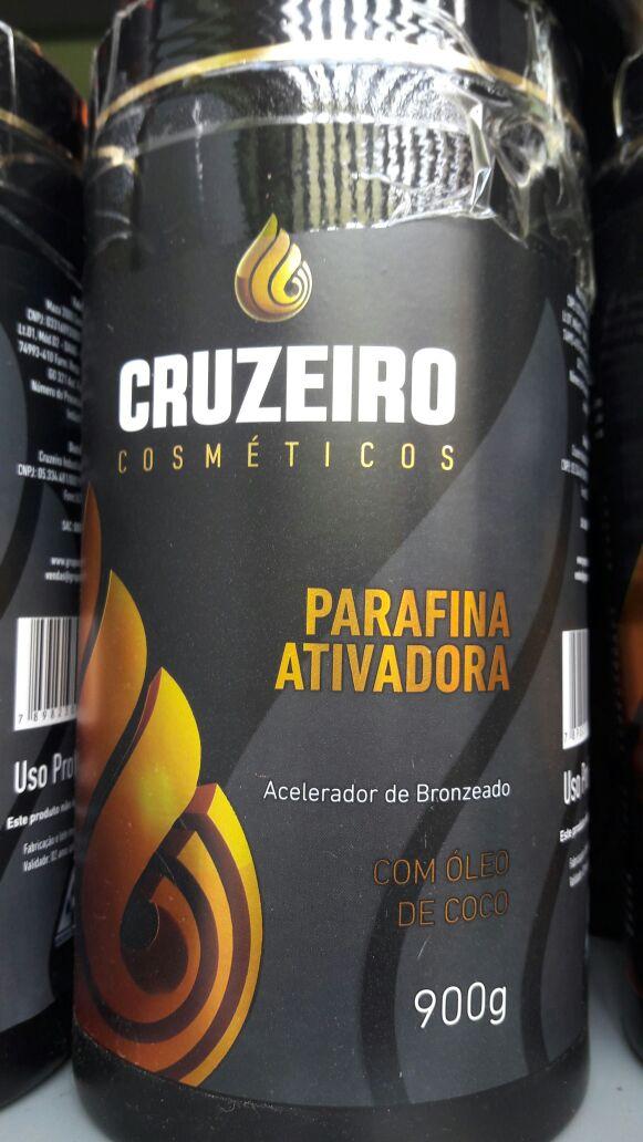 Parafina Ativadora Chocolate - Cruzeiro - Bronzeamento Natural 30ae70ccc649e