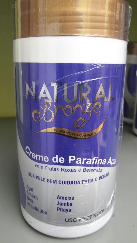 Parafina de Açai - Max Cosméticos - Bronzeamento Natural 48883a819030d