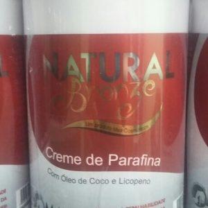 Parafina com Óleo de Coco e Liconeno- Max Cosméticos 1kg