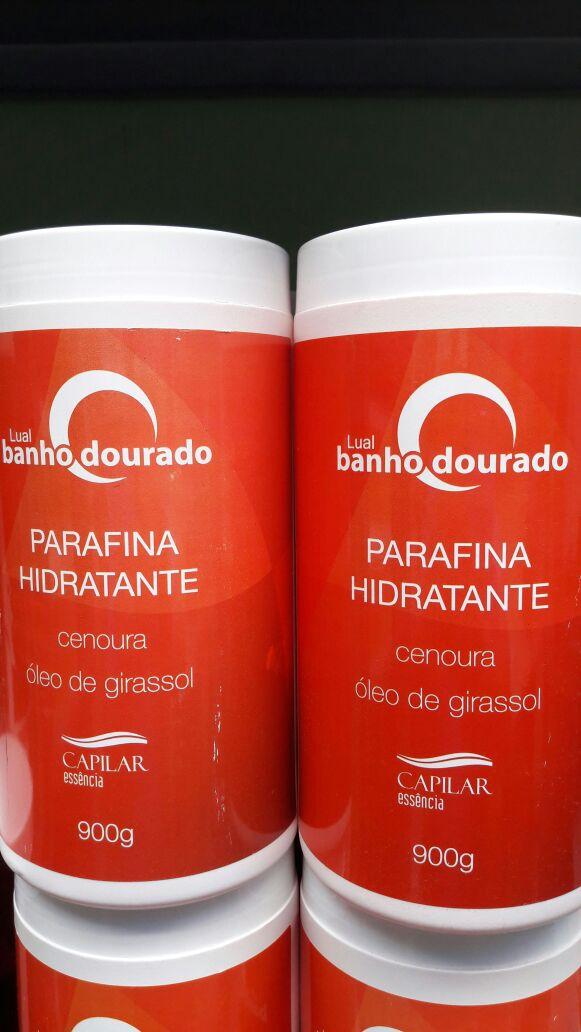 Parafina Hidratante de Cenoura - Capilar Essência - Bronzeamento Natural adf9f9fda78e1
