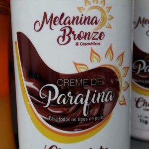 Creme de Parafina Chocolate com Urucum – Melanina bronze 930g
