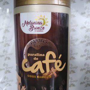 Creme de Parafina de Café com Canela- Melanina bronze 930g