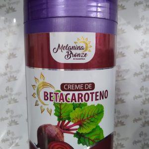 Creme de Betacaroteno Beterraba com Urucum- Melanina bronze 930g