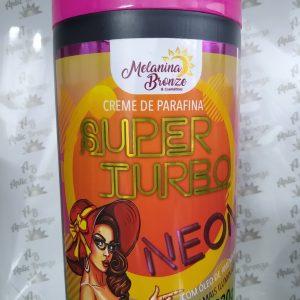Creme de Parafina Super Turbo Neon- Melanina bronze 930g