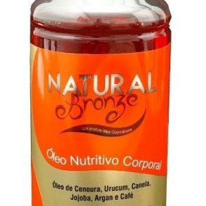 Óleo Nutritivo Corporal – Natural Bronze 1 Litro