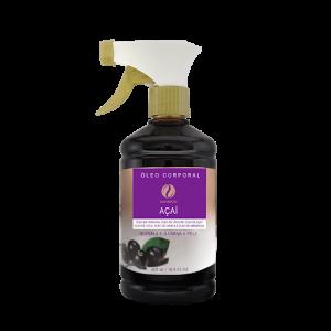 Óleo Corporal Açaí Spray -Duotrato 500ml