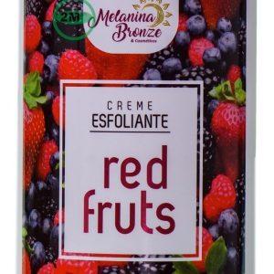 Gel Esfoliante  Red Fruts- Melanina bronze 1k
