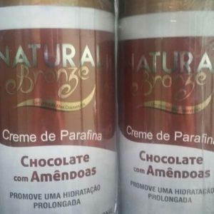 Parafina chocolAte com Amendoas – Max Cosméticos 1kg