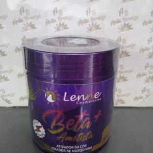 Beta + Ametista Ativador  Fixador de Marquinha  – Lenne Cosmeticos 500g