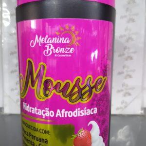 Mousse Hidrataçao Afrodisiaca – Melanina Bronze 930g