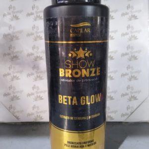 Ativador de Bronzeamento Beta Glow  500g – Capilar essencia