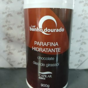 Parafina Hidratante Chocolate e Oleo Girassol 900g – Capilar Essencia