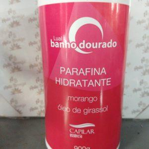 Parafina Hidratante Morango e Oleo Girassol 900g – Capilar Essencia