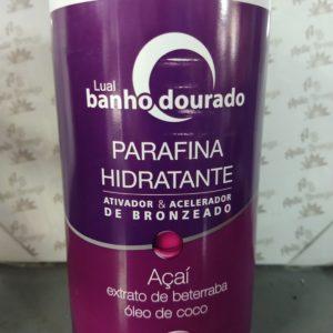 Parafina Hidratante  Acai Extrato Beterraba e Coco 900g – Capilar Essencia