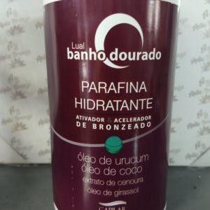 Parafina Hidratante  Oleo  Urucum e Coco 900g – Capilar Essencia