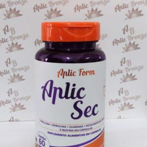 Aplic Sec Psylluim+Spirulina+Picolinato de Cromo+ Biotina- Aplic Form 60g