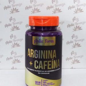 Argina + Cafeina- Aplic Form 60g
