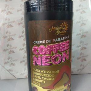 Parafina Coffee neon – Melanina bronze 900g