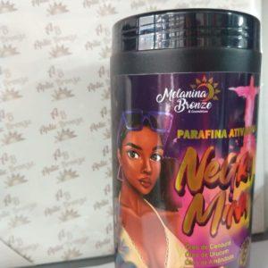Parafina ativadora Negra mina – Melanina bronze 900g